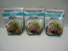 Lot of 3 Nostalgia Chocolate Ice Cream Mix Make With All Ice Cream Makers