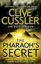 The Pharaoh's Secret By Clive Cussler Paperback