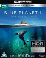 Blue Planet II  4K Ultra HD NEW 4K UHD (BBCUHD0420)