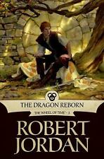 Wheel of Time Ser.: The Dragon Reborn by Robert Jordan (1991, Hardcover, Revised edition)