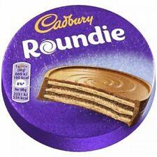 Cadbury Roundie Milk Chocolate Biscuit 30 x 30g Biscuits Best Before 13/01/20