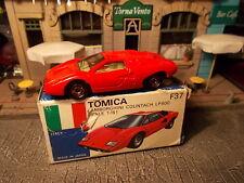 Tomica No.F37 Lamborghini Countach LP400 Made in Japan