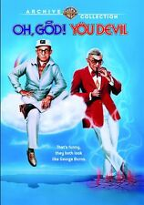 OH GOD YOU DEVIL New Sealed DVD George Burns Warner Archive Collection