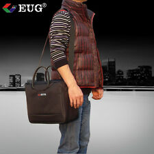 15'' Portable Projector Bag with Shoulder Strap Laptop Carrying Case Universal