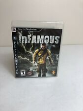 inFamous (Sony PlayStation 3, 2009) - PS3