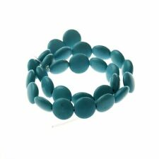 Turquoise Round Jewellery Making Craft Beads
