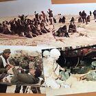 4 x ORIGINAL 1st GULF WAR COLOUR PHOTOS: IRAQI PRISONERS OF WAR (30x20cm)