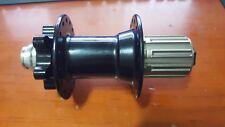 New joytech 32H Rear Disc Hubs (Black) through axel 12mm 135mm