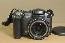 Canon PowerShot S3 IS 6.0 MP Digital Camera - Black