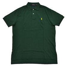 Polo Ralph Lauren Shirt Mens Classic Fit Mesh Polo Pique Knit Pony Logo Prl New