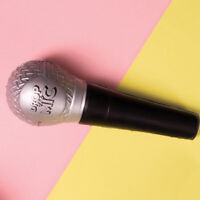 Microphone Drop The Mic Stress Ball Stress Relief Ball Squeeze Stocking Filler