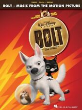 Bolt - Music From The Motion Picture (John Powell) Piano, Vocal and Guitar Piano