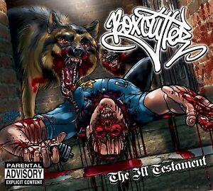 "Boxcutter ""The Ill Testament"" (digipak US version w/ bonus tracks)"