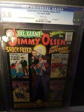 SUPERMAN'S PAL JIMMY OLSEN #113 CGC 5.0