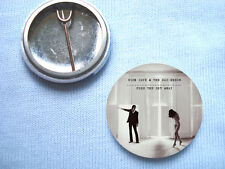 Nick Cave Push The Sky Away 25mm Badge Birthday Party The Bad Seeds