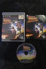 PS3 : BACK TO THE FUTURE : THE GAME - Completo ! Su disco per la prima volta !