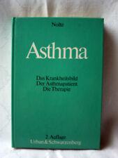 Dietrich Nolte, Asthma, 1984, Urban & Schwarzenberg