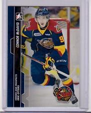 CONNOR McDAVID 13/14 ITG Heroes & Prospects Rookie RC #5 Erie Otters Oilers