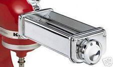 KitchenAid  Pasta Roller maker KPSA Kitchenaid Stainless Steel Attachment New