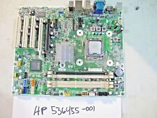 HP Motherboard 536455-001 with Core 2 QUAD 2.66GHz