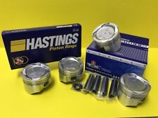 TIK 75mm Vitara Pistons Low Compression Turbo Honda Civic CRX D16 SOHC