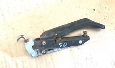 VAUXHALL CAVALIER MK2 CABRIO CONVERTIBLE RIGHT DRIVER SIDE ROOF LOCK HANDLE
