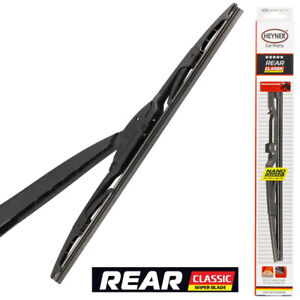 "Vauxhall Astra K 2015-ON Rear Wiper Blade 10"" Quality Direct Replacement"