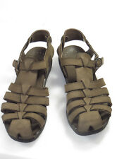 Nice!Mens MEPHISTO FISHERMAN SANDALS leather FRANCE 41-7 M trail,walk,comfy $259