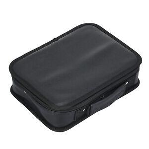 Portable Barber Tools Bag Salon Hair Styling Clipper Comb Scissors Storage Case