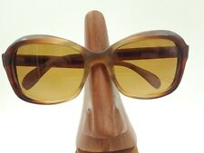 e0c20c42a9 Vintage Pierre Cardin Hector 207 Oversized Brown Square Sunglasses Frames  France