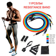 Fitness Insanity Resistance Bands Set Portable Home Gym Accessories to 150 lbs