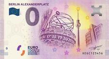 Billet Touristique 0 Euro - Berlin Alexanderplatz - 2019-1