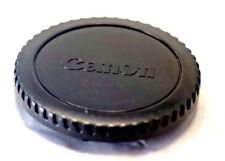 Body Cap for Canon EOS SLR cameras T2i XT XSi T5 T6i T7i 80D 70D