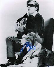 Jose Feliciano guitarist REAL hand SIGNED 8x10 photo #1 COA Autographed