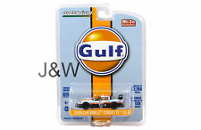 Greenlight Chevrolet Corvette C6R 2009 Gulf Oil 51128 1/64 LTD 2760 PCS