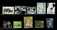 Japan 2020 Animals Series # 3 Complete Used Set 84Y Sc# 4459 a-j