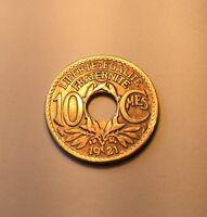 10 Centimes Lindauer 1921 N1