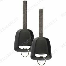 2 Replacement for Buick Chevrolet Malibu Impala GMC High Security Ignition Key