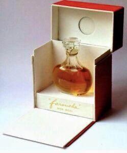 Parfum ancien 1973 Lalique Farouche Nina Ricci Plein excellent état avec coffret