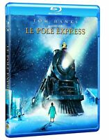 Blu Ray : Le pôle express - Tom Hanks - NEUF