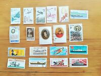 lot N°134 - 20 timbres POLOGNE