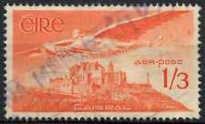 Ireland 1948-65 SG#143a 1s3d Red-Orange Air Used #D81883