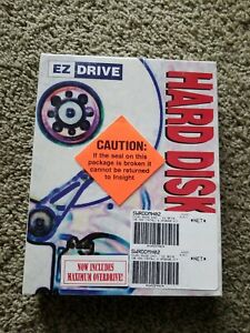EZ Drive IDE HDD Hard Disk Installation & Upgrade Kit Micro House Factory Sealed
