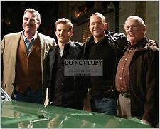 "TOM SELLECK DONNIE WAHLBERG WILL ESTES CARIOU ""BLUE BLOODS"" - 8X10 PHOTO (CC573)"