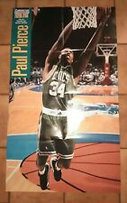 MAXI POSTER PAUL PIERCE - BOSTON CELTICS + RIVISTA AMERICAN SUPERBASKET - 2000