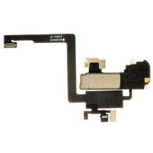 Earpiece Ear Speaker w/ Front Proximity Sensor Flex Cable for iPhone 11 Pro Max