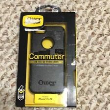 OtterBox iPhone 5/5s/SE Black Phone Case Commuter