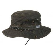 New Conner Hats Men's Mountain Packer Hat, Brown, M