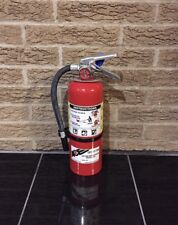 Refurbished 5lb ABC FIRE EXTINGUISHER NEW Bracket & CERT TAG Nice