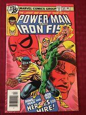 Marvel Comics #54 - POWER MAN AND IRON FIST - (Dec 78)